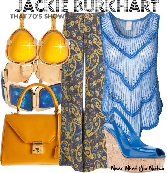 """Mila Kunis as Jackie Burkhart from """"That 70's Show"""" - Shopping info!"""