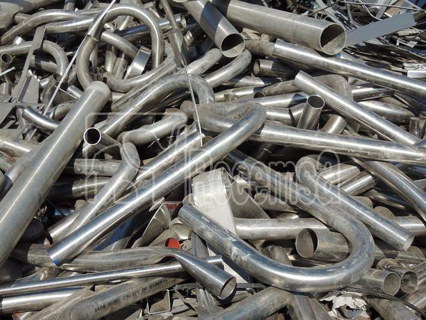 Tubos de acero inoxidable 316