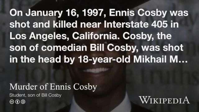 Murder of Ennis Cosby
