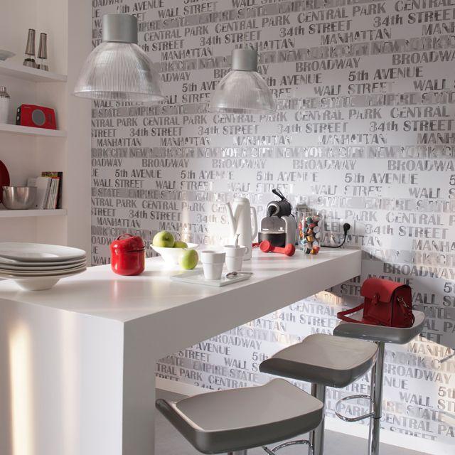 17 best ideas about castorama cuisine on pinterest - Castorama papier peint cuisine ...