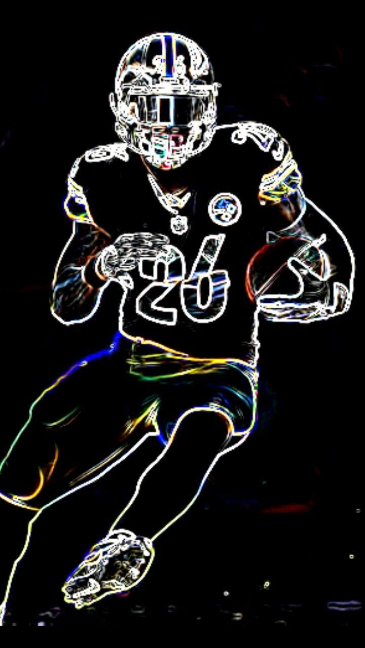 Le Veon Bell 26 Pittsburgh Steelers Funny Pittsburg Steelers Pittsburgh Steelers