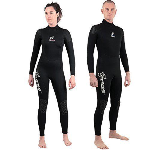 Seavenger Men and women 3mm Full Suit Flatlock Stitching Jumpsuit with Super-stretch Armpit Wetsuits by Seavenger, http://www.amazon.com/dp/B00N9J76ME/ref=cm_sw_r_pi_dp_x_EFbEzbE7P07WV