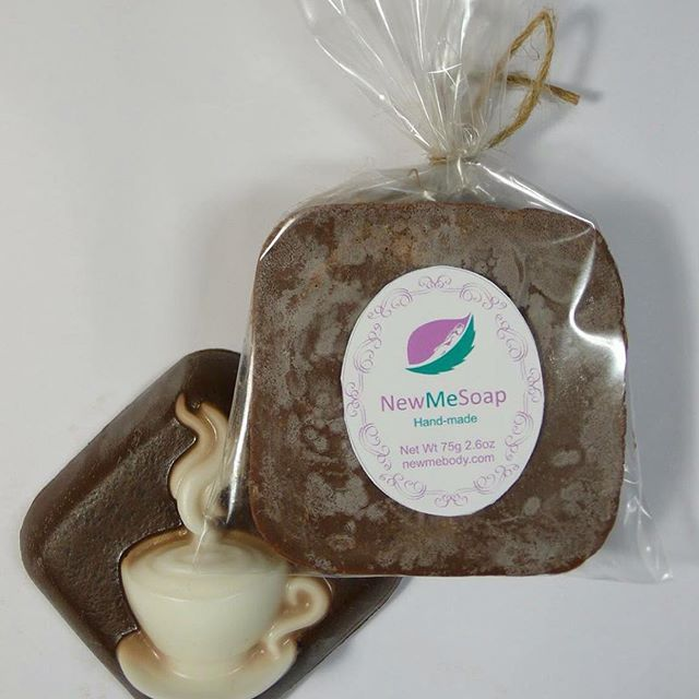 "@NewMeBody #HandmadeSoap is already here! Check it out at  newmebody.com/collections/soap  today and get 10% off with code ""WELCOME10"""
