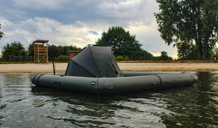 Raptorboats Raptor Fishing Platform XL