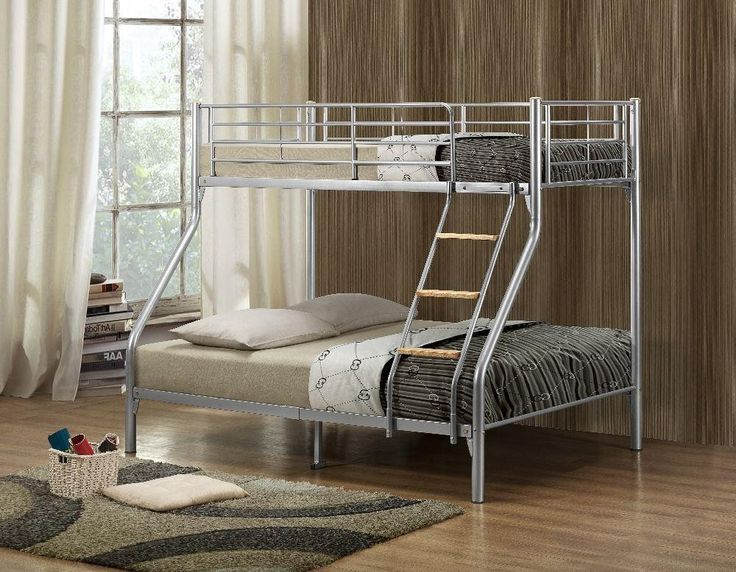 Nexus Metal Triple Sleeper from Happy Beds