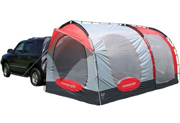 interesting suv tent