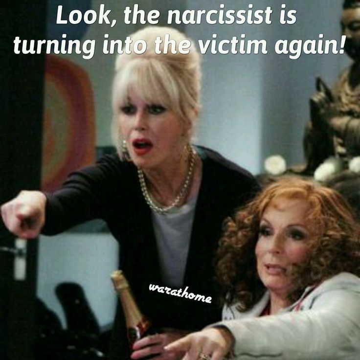 Look, the narcissist is turning into the victim again! #psycho #cuntessa