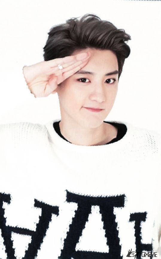 Chanyeol - Official EXO-L Japan Book Vol.2