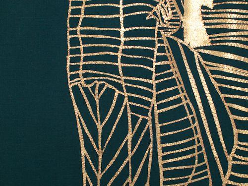 Nicole Barakat 'I am Singing as I am Sewing' (Detail)