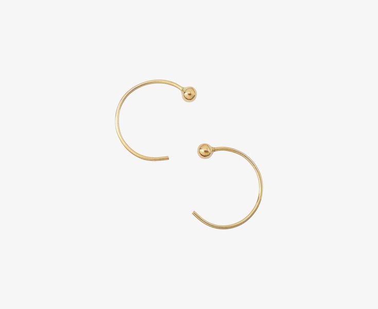 earrings amali   rett frem