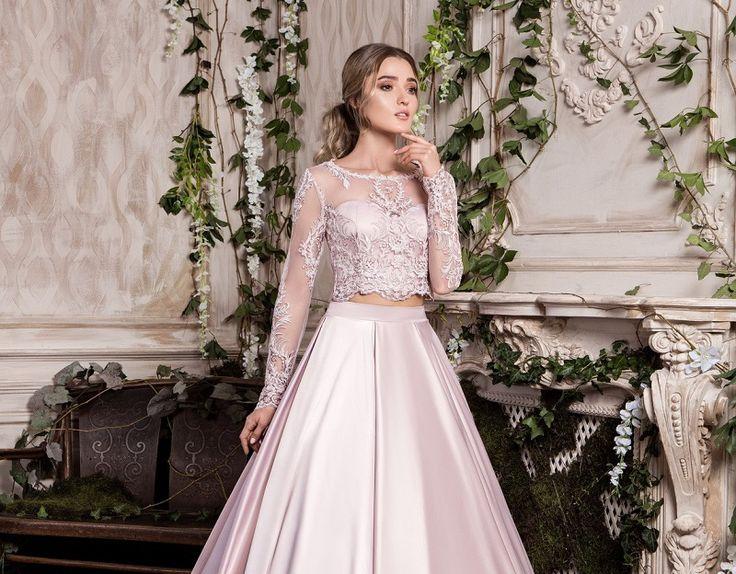 Актуальный тренд 2017-2018! Модные платья кроп-топ — фото, новинки, идеи