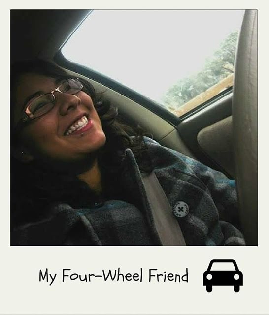 My Four-Wheel Friend | Indecisively Restless  #CambioConfiable #ad