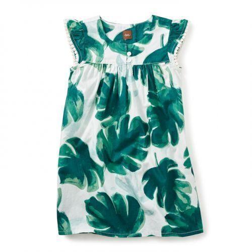 Tea Collection PALM FLUTTER Dress Australia 4 10 12 NWT  | eBay