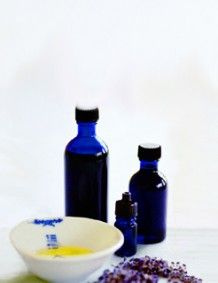 Lavender  Essential Oil suppresses heart stimulation and lowers blood pressure; therefore, it is useful in the treatment of heart acceleration and high blood pressure. Chamomile has a calming effect and is effective in reliving anxiety and stress, and neroli has a calming effect and is effective in treating insomnia.