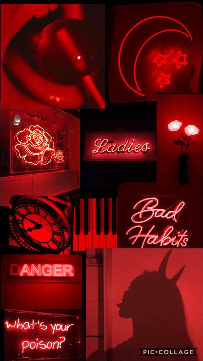 Red Aesthetic Wallpaper Aesthetic Lockscreen Dark Red Wallpaper Red Aesthetic Red Aesthetic Grunge