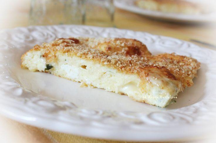 Tortino+di+ricotta+e+formaggio