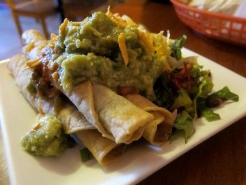 Vegan Recipes: Taquitos