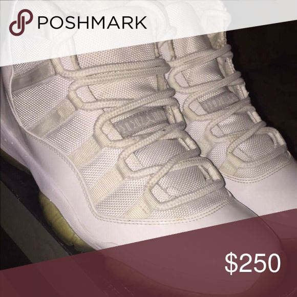 Anniversary 11s Trade only og none 8/10 condo looking for heat trades in a size 9.5-10.5 Nike Shoes Sneakers
