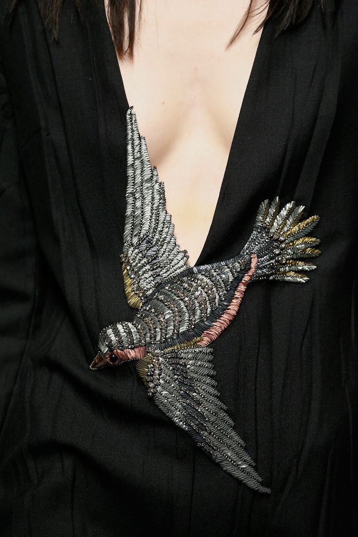 Gucci Fall 2015 Ready-to-Wear - Details