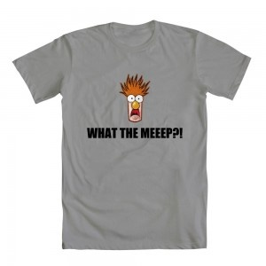 What the MEEP?:  T-Shirt