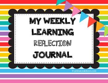 reflection journal 5 and 6 Some examples of reflective writing social science fieldwork report (methods section) learning journal (weekly reflection) last week's lecture presented the idea that science is the most powerful form of evidence [1].