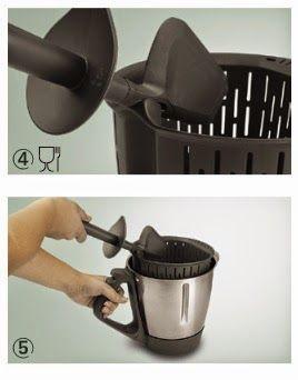 Come utilizzare al meglio il tuo bimby. Se hai il bimby tm21 o tm31, ci sono delle novità. contattami! http://cucinaconilbimby.blogspot.it
