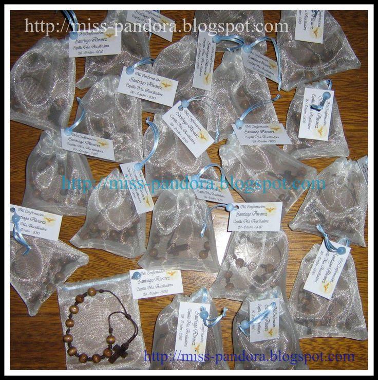 Imagenes De Confirmacion | ... pulseritas que serán el souvenir's para la confirmación de Santiago