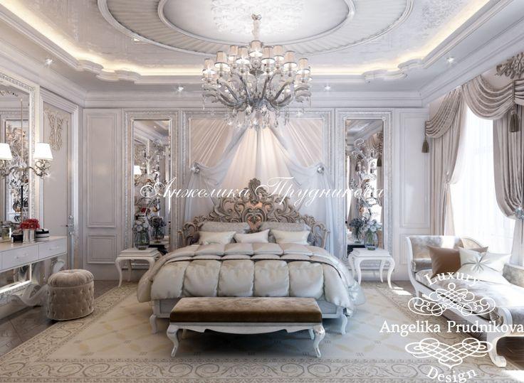 Дизайн спальни с балдахином. Современные идеи