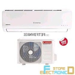 Ariston Clima Prios 35 Mudo climatizzatore inverter 12000btu A++ caldo/freddo con motore incluso colore split bianco