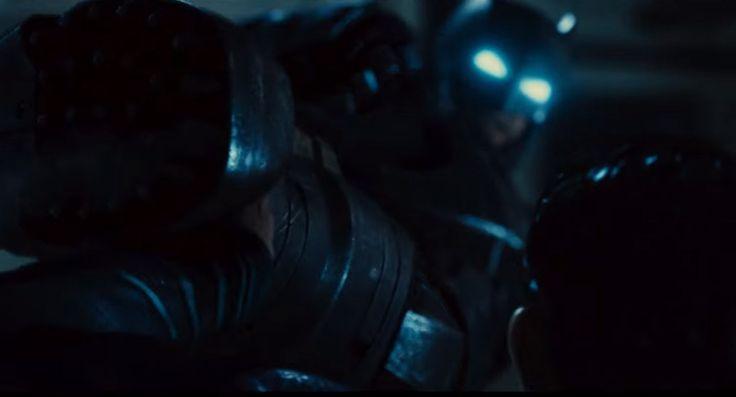Final Batman V. Superman Trailer Gets it Right and Gives Us a Batman We Recognize