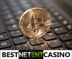 Bitcoins at NetEnt Online Casinos #bitcoincasino