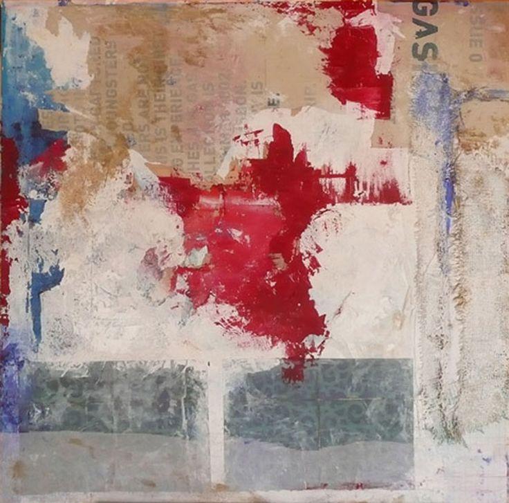 Liesbeth Willaert- The red walk