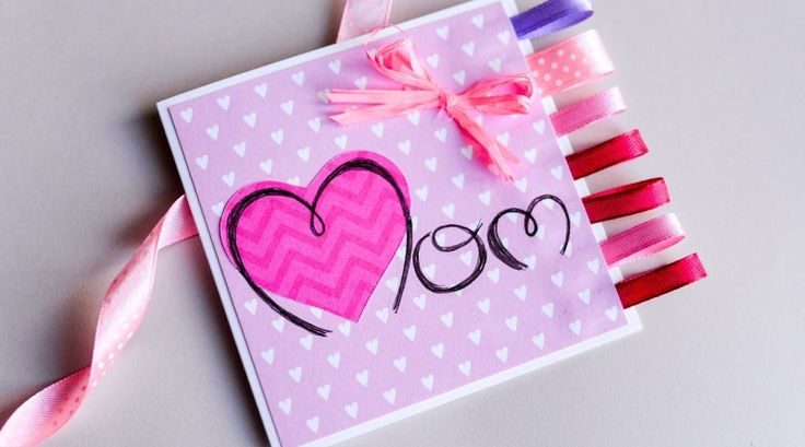 Gifts you can make to show your love for your mother for Mother's Day
