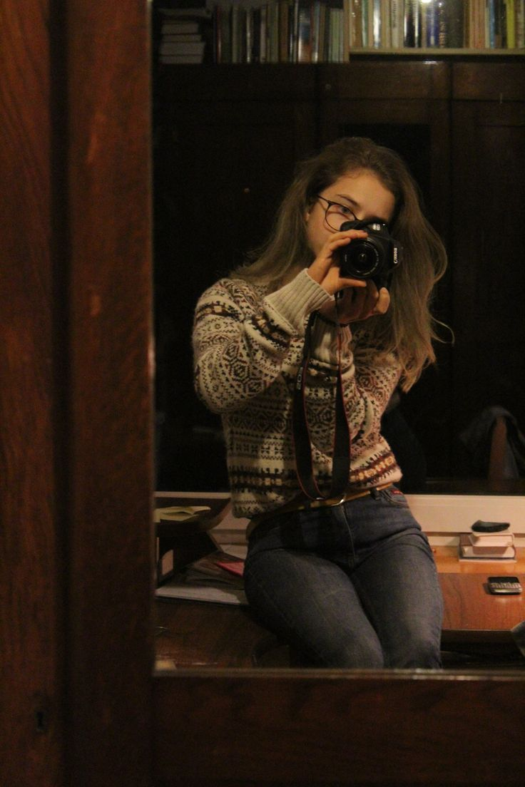 Jumper High waist jeans Lee yellow belt patterns winter vintage mirror old-fashioned