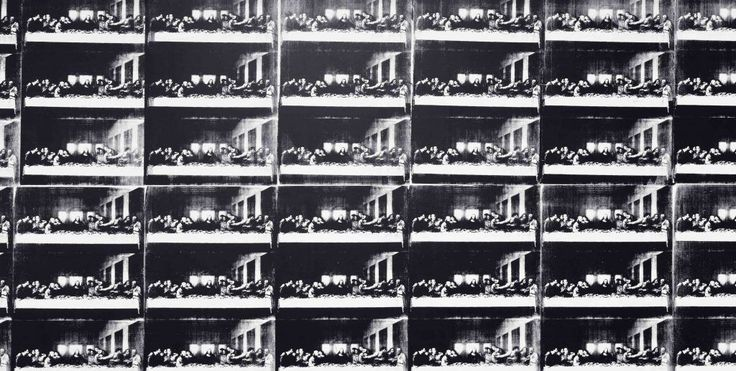 Warhol a Milano: Sixty Last Suppers. Le 60 ultime cene al Museo del Novecento