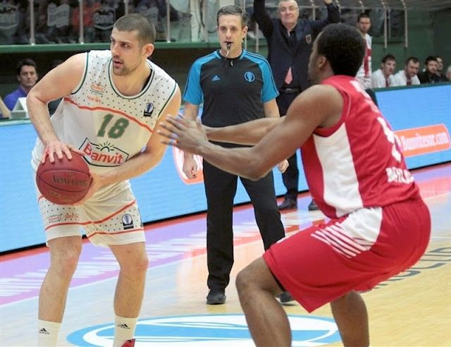 Milano vs Banvitspor live streaming eurocup online   Milano vs Banvitspor live streaming eurocup online ON 3/2/2016  After having written all the information on where to see Olimpia Milano Banvit Bandirma on TV and streamed let's say a few words on the match. EA7 managed to win the first leg to 69-72 with 19 points from Rakim Sanders 15 Krunoslav Simon 13 each for Andrea Cinciarini and Mantas Kalnietis 10 and Jamel McLean. The coach Repesa men managed to bring home success despite the…