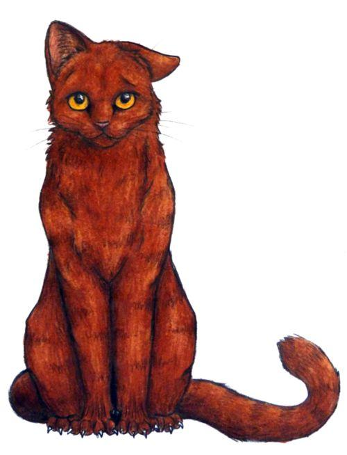 Výsledek obrázku pro warrior cats brackenfur