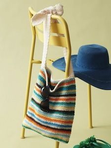 Oversized Grab N Go Bag. ☀CQ #summer #crochet #bags #totes# bolsas #borse