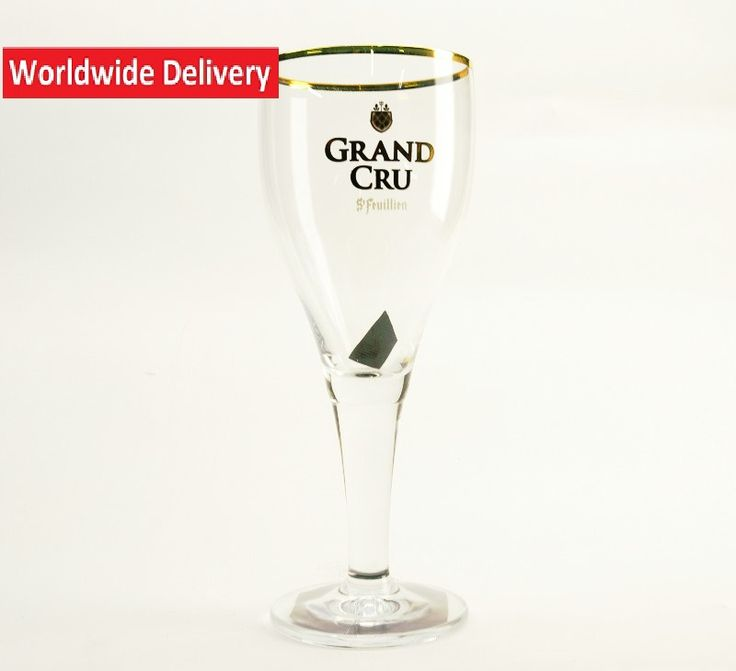 St Feuillien Grand Cru beer glass #beer #glass