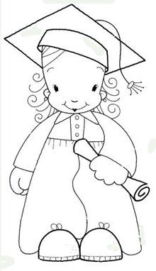 Graduation. Color station for little ones at my party.                                                                                                                                                                                 Más