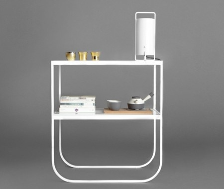 Tati Console by Broberg and Ridderstråle available at Mjölk | House & Home