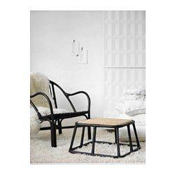 NIPPRIG 2015 Fauteuil - zwart - IKEA