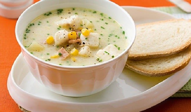 fish chowder recipe - Fish Chowder Recipe - Hey Food Lovers! Meet again with Chef Joe. On this occasion Chef will share or make a recipe for you food lovers of American Food Recipe that is Fish Chowder.