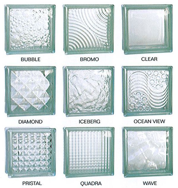 25 best ideas about glass blocks wall on pinterest for Glass block window sizes