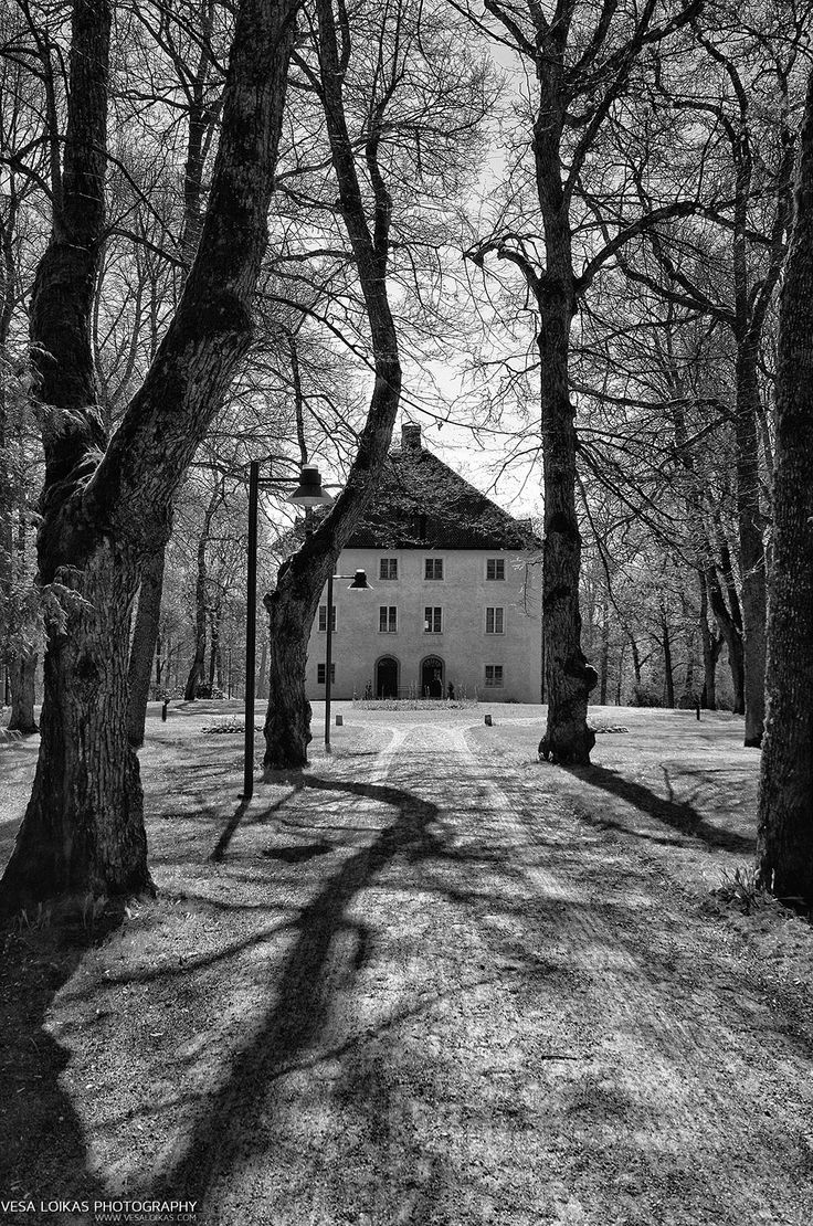 Kankainen Manor (Finnish: Kankaisten kartano, Swedish: Kankas gård) is a late medieval manor in Masku, Finland, located along a small river about one kilometre south of Masku town centre.