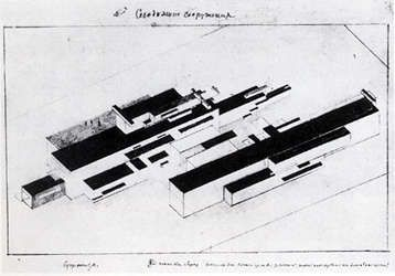 Suprematism(e): Malevich Architectons