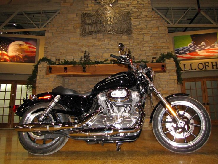 2016 Harley-Davidson Sportster 883 SUPERLOW XL883L