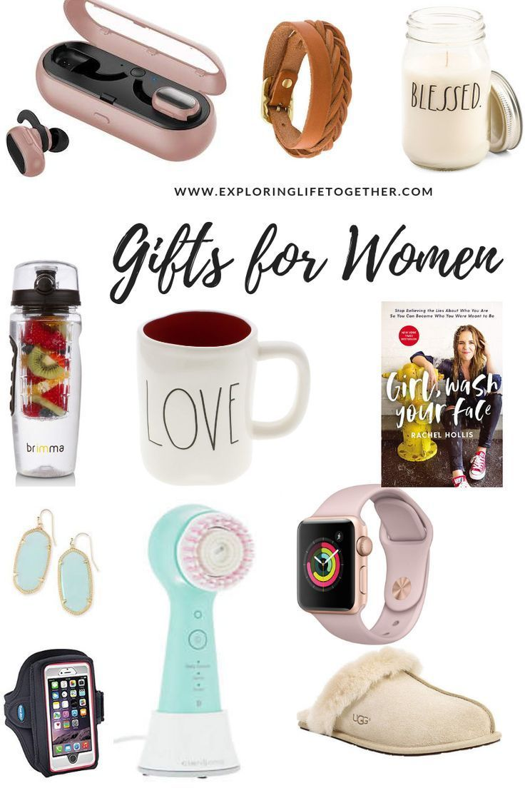 Gifts For Her Christmas 2018 Birthday Anniversary Mothers Day Just Because The Woman That Has Everything Practical