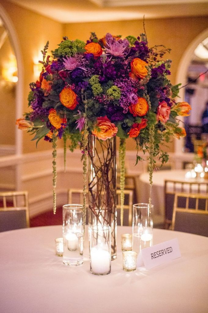 Fall Vintage Wedding Centerpieces Www Pixshark Com