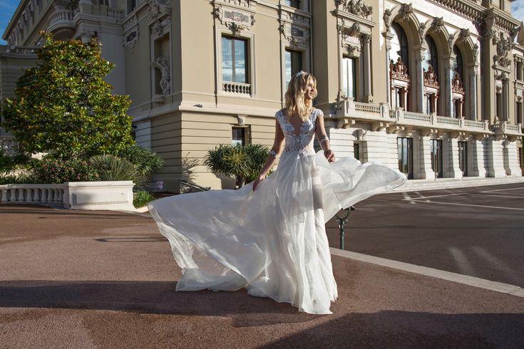 Abito da Sposa Nicole - Collezione ALESSANDRARINAUDO BERYL ARAB17613 2017